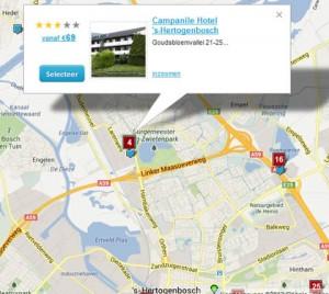 Campanile Den Bosch centrum