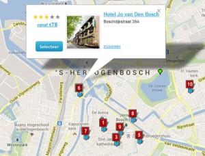 Hotel Jo van den Bosch centrum