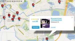 hotel Movenpick Den Bosch centrum